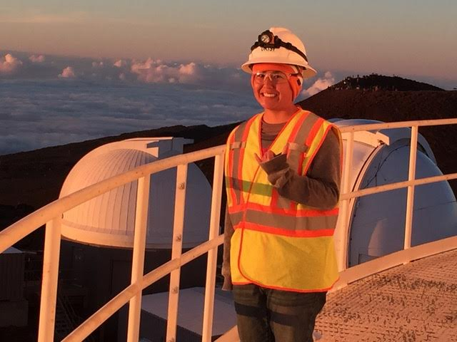 Hilo local hired as an engineer for telescope